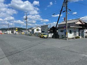 JR和歌山線五條駅周辺
